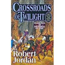 Crossroads Of Twilight Wheel Of Time 10