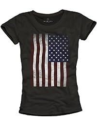 Schal Staaten Vereinigt Flagge Amerikanische Sterne Punk Rock Blau Rot
