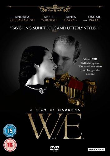 W.E. [DVD] [2011] by Abbie Cornish