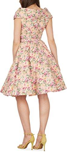 'Cynthia' Vintage Amity Kleid im 50er-Jahre-Stil - 3