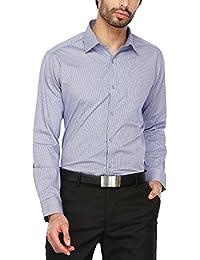 Stop by Shoppers Stop Mens Regular Collar Check Shirt