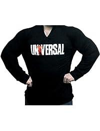 Universal nutrition signature series lightweight logo sweat à capuche unisexe