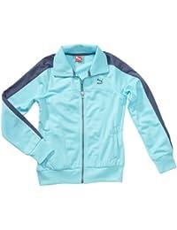 PUMA t7 veste de survêtement pour fille