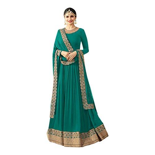 Maßanfertigung Zeremonie Ethnischen Traditionellen Partei Tragen Trendige Anarkali Salwar Anzug Frauen Designer Kleid Zeremonie Kleid Material Party Tragen Indische Hochzeit Braut 2708