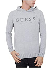 Amazon.fr   Guess - Pulls   Pulls, Gilets   Sweat-shirts   Vêtements 595bce88202