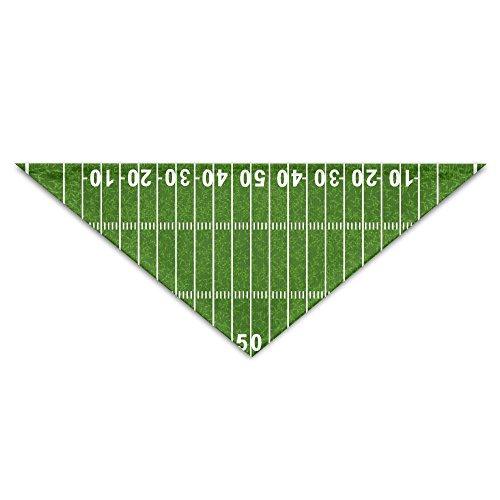 OUYouDeFangA - Pañuelo Bandana de cumpleaños para Perros de Campo de fútbol  Americano ecfd32e87f7