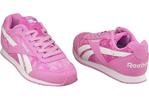Reebok Baby Jungen Royal Cljog 2gr Sneaker Rosa