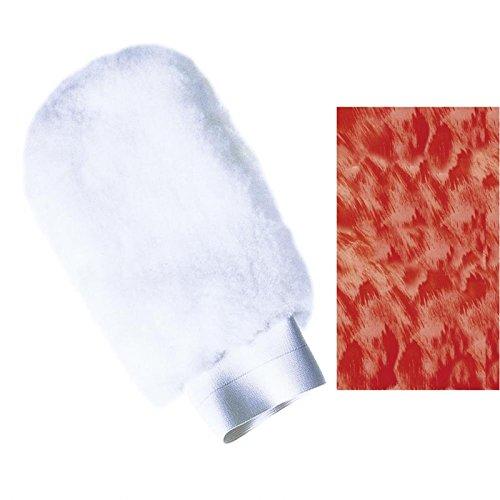 Wandgestaltung Wischtechnik für die Wände Wischhandschuh