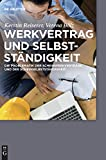 Werkvertrag und Selbstständigkeit: Die Problematik der Scheinwerkverträge und der Scheinselbstständigkeit (De Gruyter Praxishandbuch)