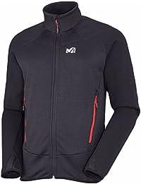 Millet - Millet Trident Grid Jacket Black Veste Homme