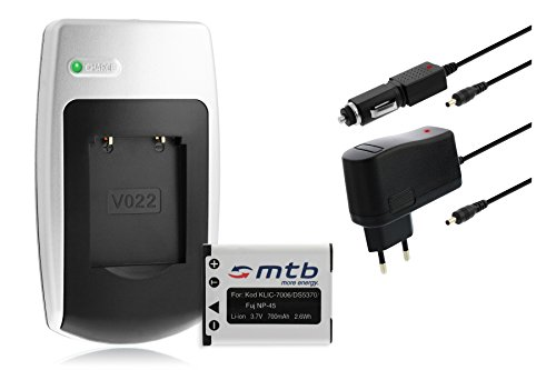 batteria-caricabatteria-klic-7006-per-kodak-easyshare-m23-m125-m215-m522-m530-m531