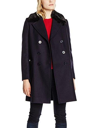 french-connection-womens-platform-felt-fur-collared-long-sleeve-coat-blue-utility-blue-12