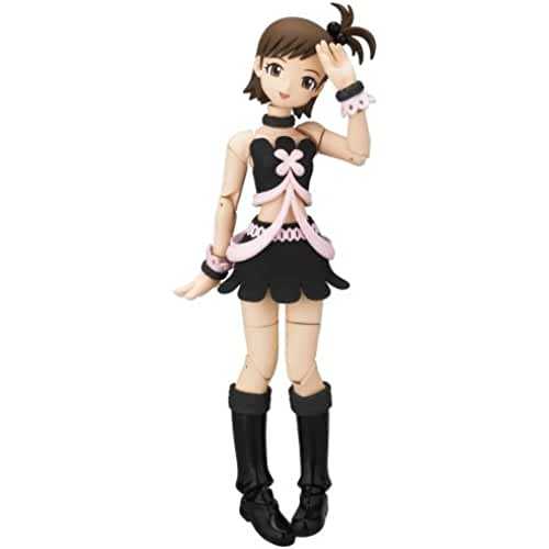 kawaii make my day idol master The Idol Master Fraulein Revoltech Super Poseable Action Figure #006 Futami Mami (japan import)