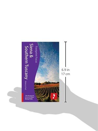 Siena & Southern Tuscany (Footprint Focus) (Footprint Focus Guide)