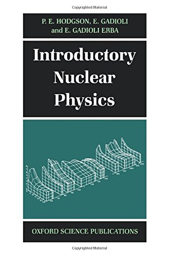 Introductory Nuclear Physics (Oxford Science Publications)