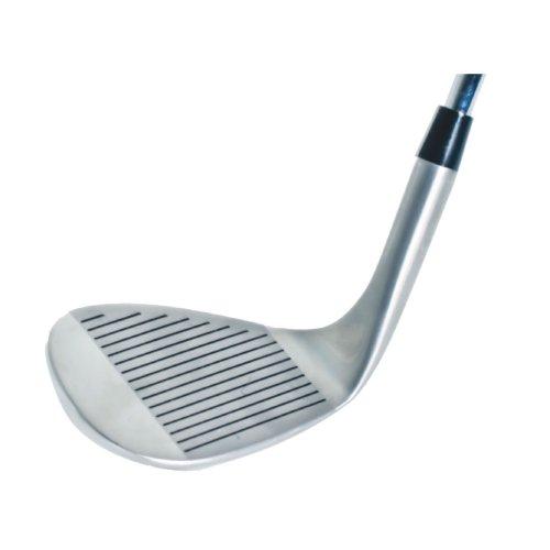 Longridge Wedge Tour Spin  Tete Acier Golf Argent  64 Deg