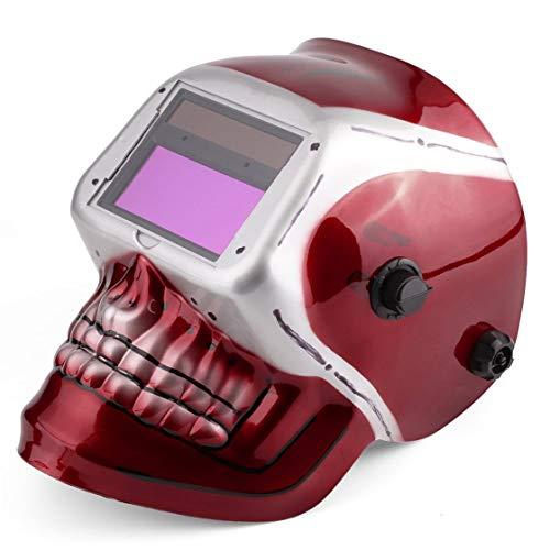 Casco de soldadura con oscurecimiento automático Pro Powered Pro Arc Máscara de...