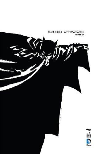 BATMAN ANNEE UN - N&B - EDITION 75 ANS