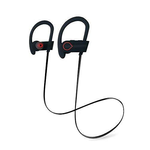 Auriculares Bluetooth 4.1, Auriculares Inalambricos, POOPHUNS Auricula