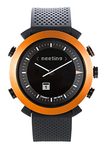 Cogito CW2.0-005-01 Smartwatch – Classic – Clockwork Orange
