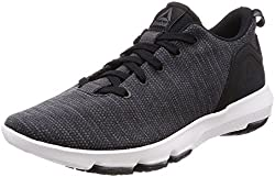 Reebok Mens Cloudride Dmx 3.0 Black/Coal/White Nordic Walking Shoes - 8 UK/India (42 EU) (9 US)(BS9491)