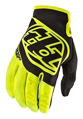 Troy Lee Designs GP Motocross Handschuhe L Neon-Gelb