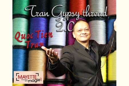 The Gypsy Thread by Quoc-Tien Tran - DVD Gypsy Thread