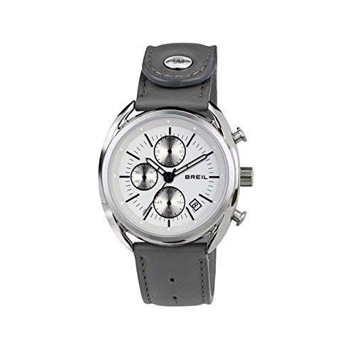 Breil Orologio Cronografo Quarzo Uomo con Cinturino in Pelle TW1526