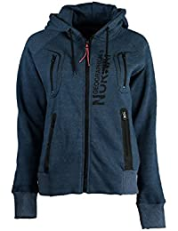 Geographical Norway - Sweat-shirt - À Capuche - Femme
