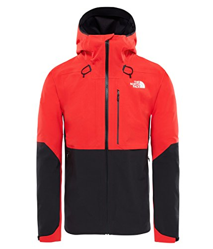 The North Face Apex Flex Gore-Tex 2.0 Jacke XL Schwarz, Rot