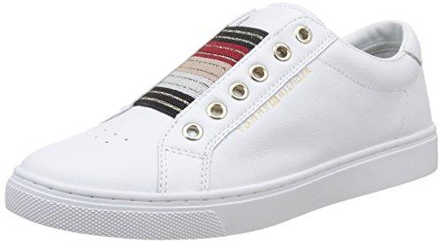 tommy-hilfiger-v1285enus-8a1-scarpe-da-ginnastica-basse-donna-bianco-white-100-38-eu