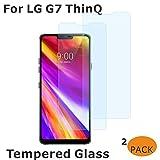 Aceniy Verre Trempé pour LG G7 ThinQ,[Pack de 2] Film Protection écran - Anti...