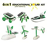 6in1 Educational Solar Powered DIY Kit T...