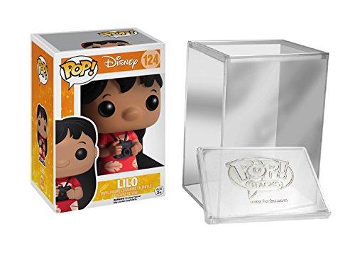 Price comparison product image Funko Pop Disney Lilo & Stitch - Lilo Collectable Figure PROTECTIVE CASE