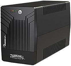 Zebronics UPS (Black, U1200)