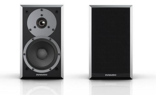 Dynaudio Emit M10 - Altavoces (satén), Color Negro