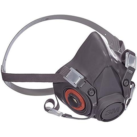 3M 6300L Maschera Respiratore Riutilizzabile