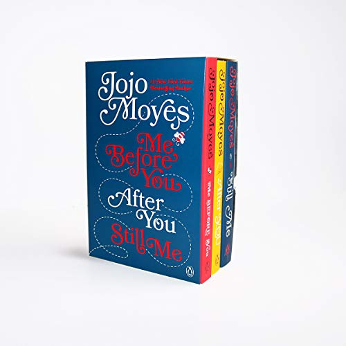 Me Before You, After You, and Still Me 3-Book Boxed Set (Me Before You Trilogy) por Jojo Moyes