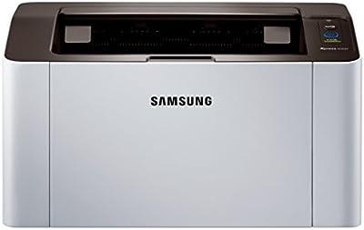 Samsung SL-M2026/SEE - Impresora láser monocromo, color blanco