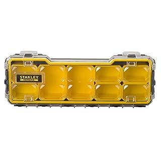 Stanley FMST1-75781 Fatmax Pro 1/3 Shallow Organiser - Black (1-Piece)