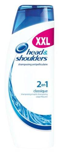 Head & Shoulders - 81207621 - Shampoing - Classique 2 en 1 - 500 ml