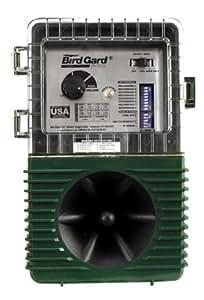 Bird gard pro dissuasori acustici contro gabbiani for Dissuasori piccioni amazon