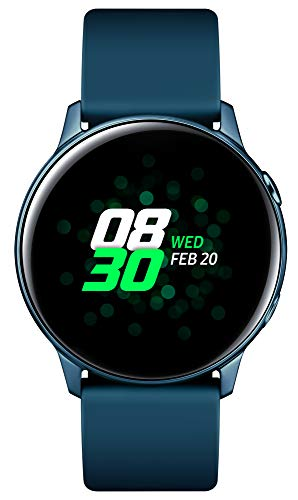 Samsung Galaxy Watch Active smartwatch Verde SAMOLED 2,79 cm (1.1') GPS (satellitare)