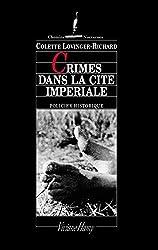 Crimes dans la cité impériale: LES LAJOY, VOL.5.