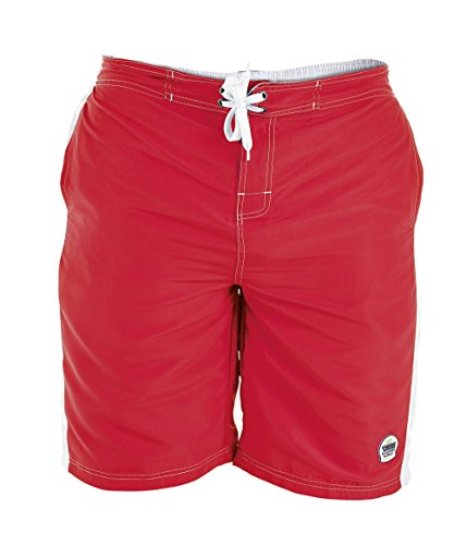 Duke London -  Pantaloncini - Uomo rosso XXXXX-Large