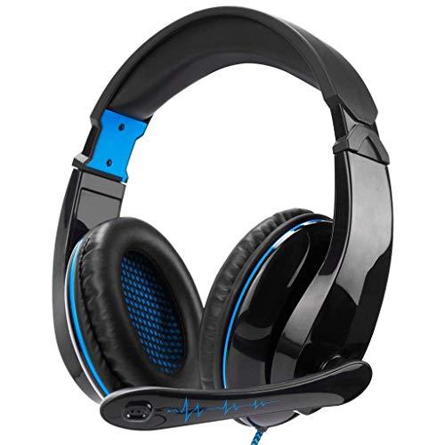 Mullue L5 Gaming-Kopfhörer/Headset für PS4 PC, PS4