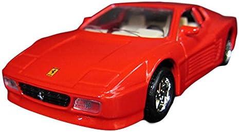 [Maisuto] MAISTO FERRARI FERRARI FERRARI Ferrari 5.1.2..TR 1./3.6. chelle DIE CAST METAL BODY MODEL KID Rouge (7.) | Vente  4cd26d