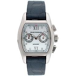 Girard Perregaux - Reloj de pulsera mujer, piel, color marrón