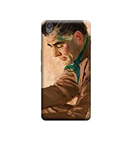 EPICCASE Premium Printed Back Case Cover With Full protection For OnePlus X (Designer Case)