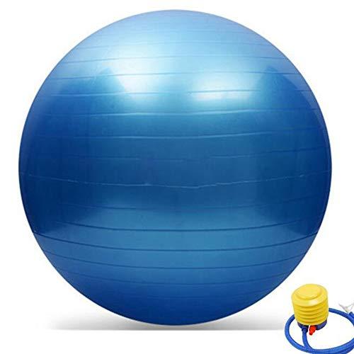 SKYyao Yoga-Matte Yoga-Ball-Set Rutschfeste Yoga-Matte Verdickung ExplosionsgeschüTzter Yoga-Ball Fitness-Ball